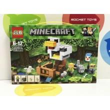 Конструктор - Minecraft 231 дет. 3D68-2