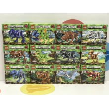 Конструктор - Динозавр 24 шт. 3D82901