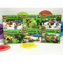 Конструктор - Minecraft 3D94-1-6H