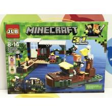 Конструктор - Minecraft 348 дет. 3D96