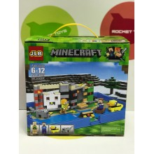 Конструктор - Minecraft 501 дет. 3D99