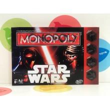 Игра настольная - Монополия Звездные войны