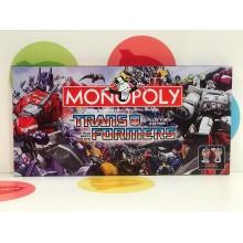 Игра настольная - Монополия Трансформеры
