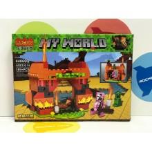 Конструктор - Minecraft 165 дет. 44068Q