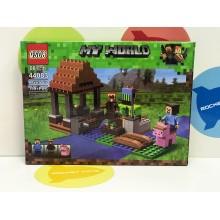 Конструктор - Minecraft 199 дет. 44083