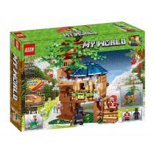 Конструктор - Minecraft 537 дет. свет. 44089