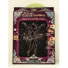 Набор для творчества - Алмазная мозаика Балерина-B