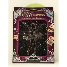 Набор для творчества - Алмазная мозаика Балерина