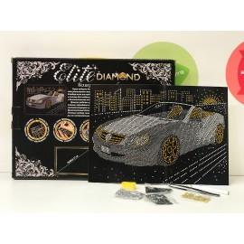 Набор для творчества - Алмазная мозаика Машина