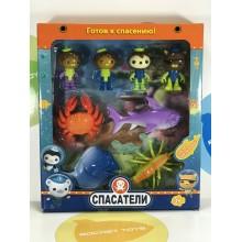Игрушки Октонавты - набор героев 5007
