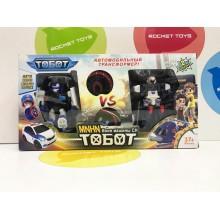Игрушка - Тробот 2 в 1 + ёё 501-4