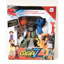 Игрушка - Робот Giga 7 в 1 528