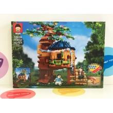 Конструктор - Minecraft 537 дет. 55038