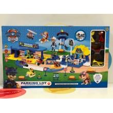 Игровой набор - Парковка 553-211