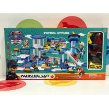 Игровой набор - Парковка 553-338