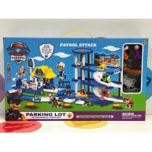 Игровой набор - Парковка 553-339