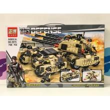 Конструктор - Defense 708 дет. 5575