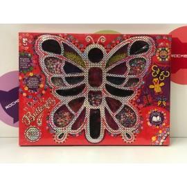Набор для творчества - Бисер Butterfly