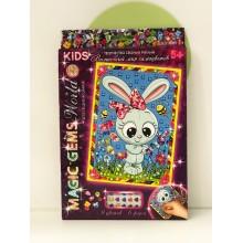 Мозаика - Magic Gems Kids Зайчик