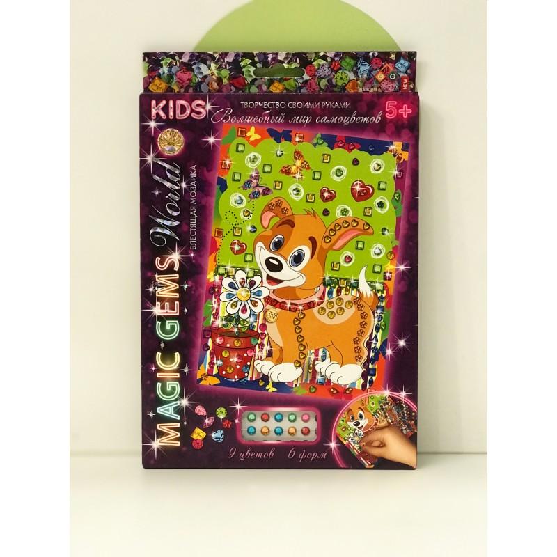 Мозаика - Magic Gems Kids Щенок