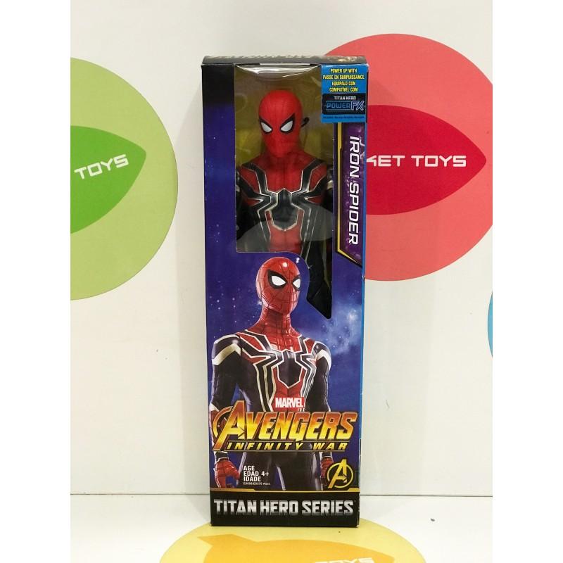 Игрушка - Супер герой Человек-Паук 30 см 62018
