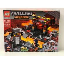 Конструктор - Minecraft на 221 дет. 65003