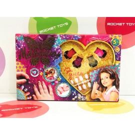 Набор для детского творчества -  Маникюр для девочек