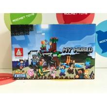 Конструктор - Minecraft 16 шт. 66024
