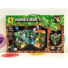 Конструктор - Minecraft 866 дет. 679