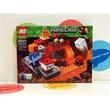 Конструктор - Minecraft 178 дет. 68001
