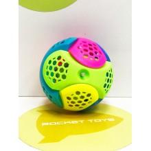 Игрушка - Мяч свет + звук