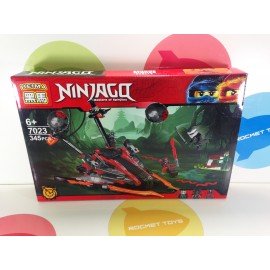 Конструктор - Ninjago 7023