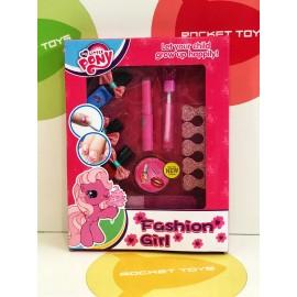 Игровой набор - Маникюр для кукол Pony 707-8
