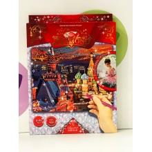Набор для творчества - Алмазная мозаика Красная площадь-B