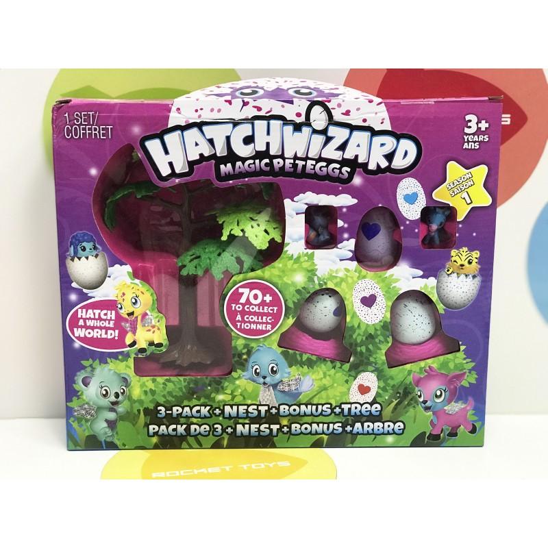 Игровой набор - питомцы Hatchwizard 725