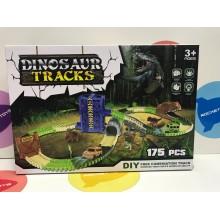 Игровой набор - Дорога с Динозаврами 175 дет. 7297