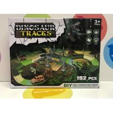 Игровой набор - Дорога с Динозаврами 192 дет. 7298