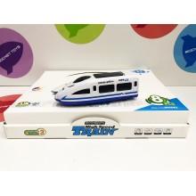 Игровой набор - Поезд 8 шт. 7707