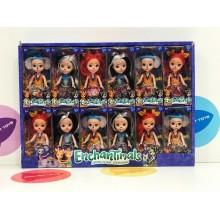 Игрушка - набор кукол Зверюшек 12 в 1 8202