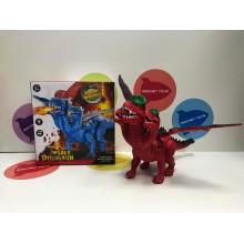 Игрушка - Динозавр 42 см. 829B