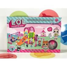 Игровой набор - Lol Детская площадка