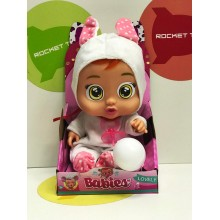 Кукла - Плачущий младенец 25 см 891