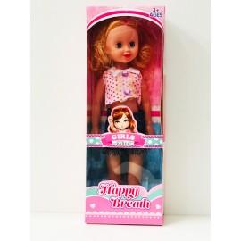 Игрушка - Кукла в ассортименте Happy 42 см