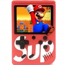 Портативная игровая приставка SUP GAME BOX PLUS 400 в 1