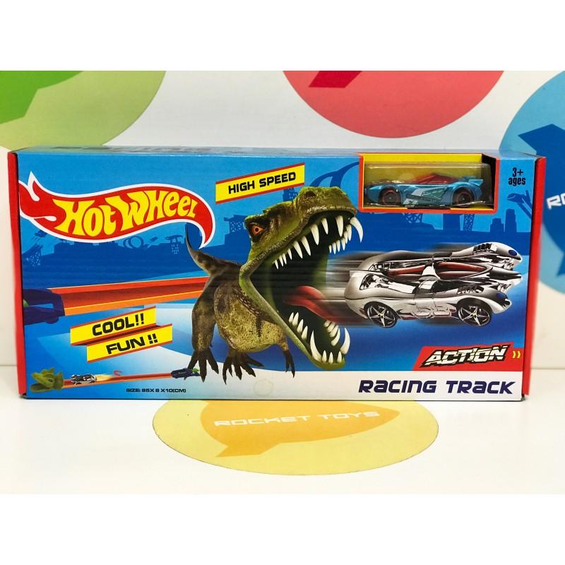 Хот Вилс - Гоночный трек Динозавр 926