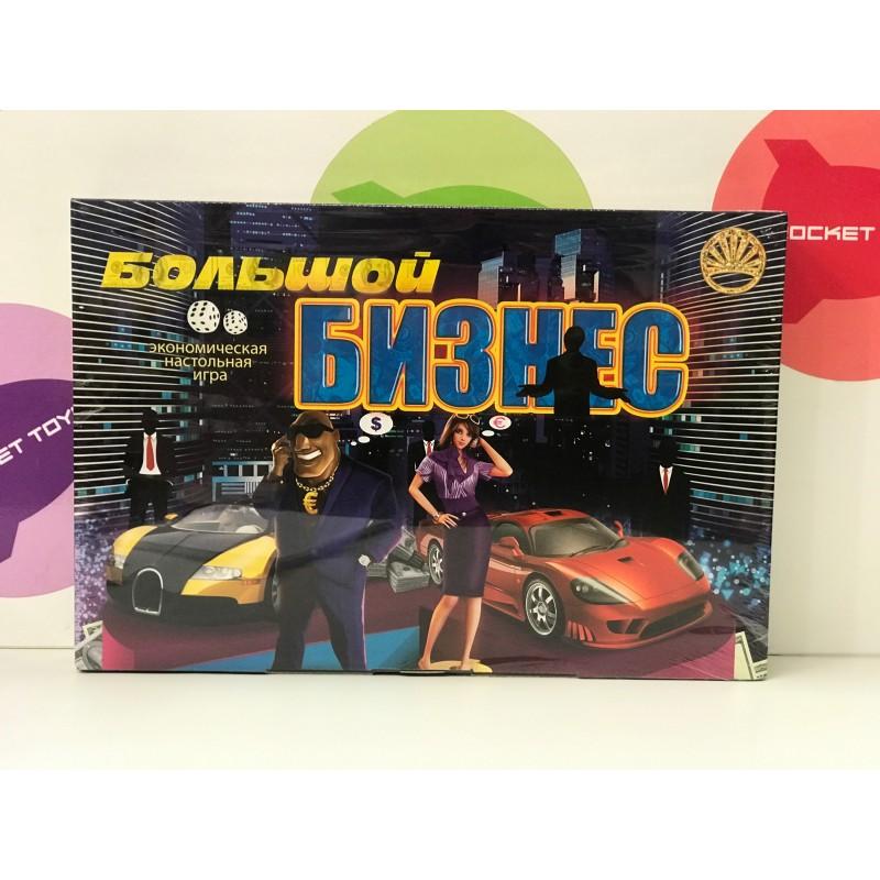 Игра настольная - Большой бизнес 996084