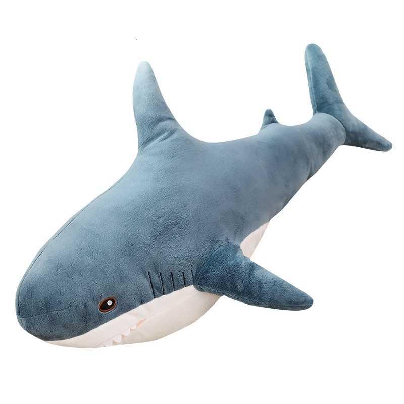 Игрушка - мягкая Акула 100 см