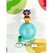 Кукла - в шаре Super Light 10 см