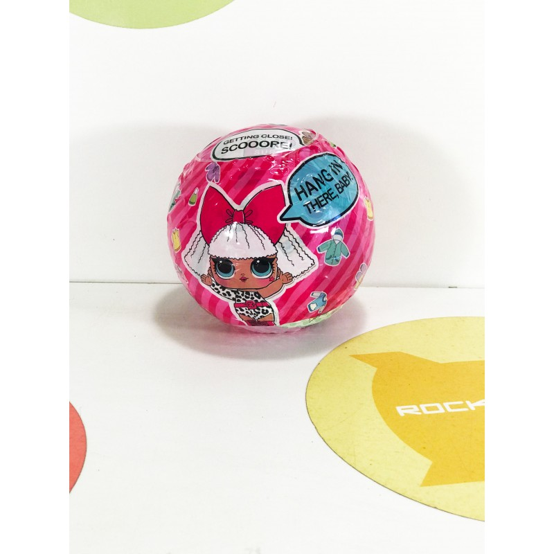Кукла - LOL 10 см Super Light