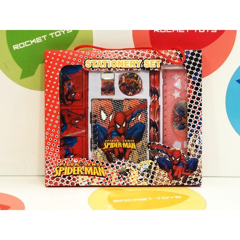 Канцелярский набор - Человек Паук CD-105D